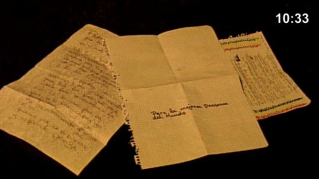 El Cuco escribe a sus amigos