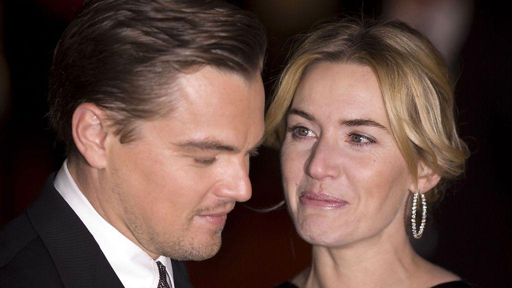 Kate Winslet y DiCaprio, amigos fuera de la gran pantalla
