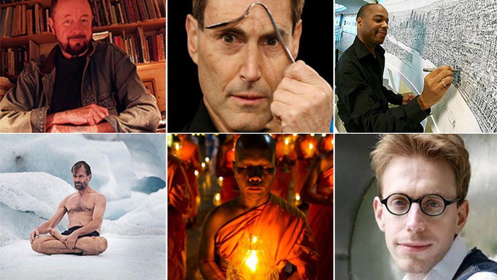 Seis humanos con superpoderes reales que la ciencia no sabe cómo explicar