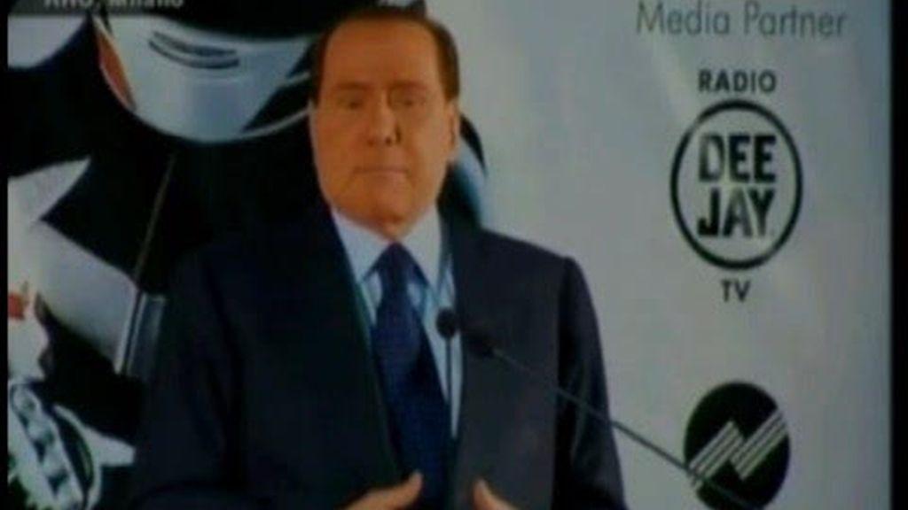 Polémicas declaraciones de Berlusconi