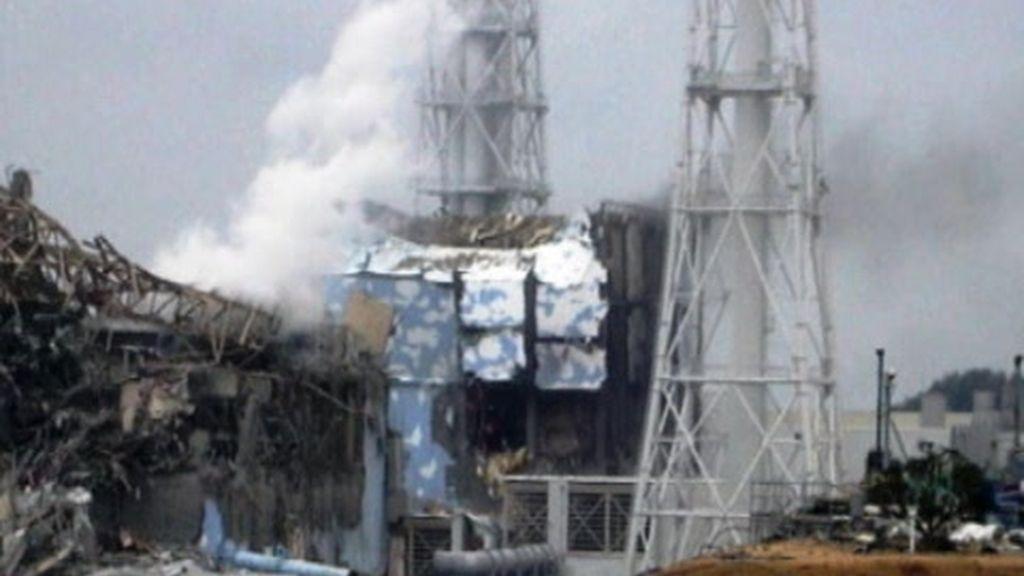 Fukushima, fuera de control
