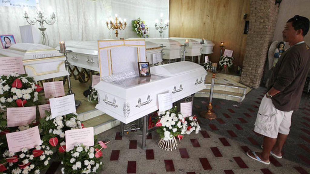 Periodistas muertos en Filipinas