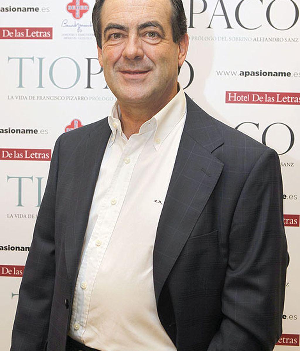 José Bono quiso apoyar al cantante y a su tío