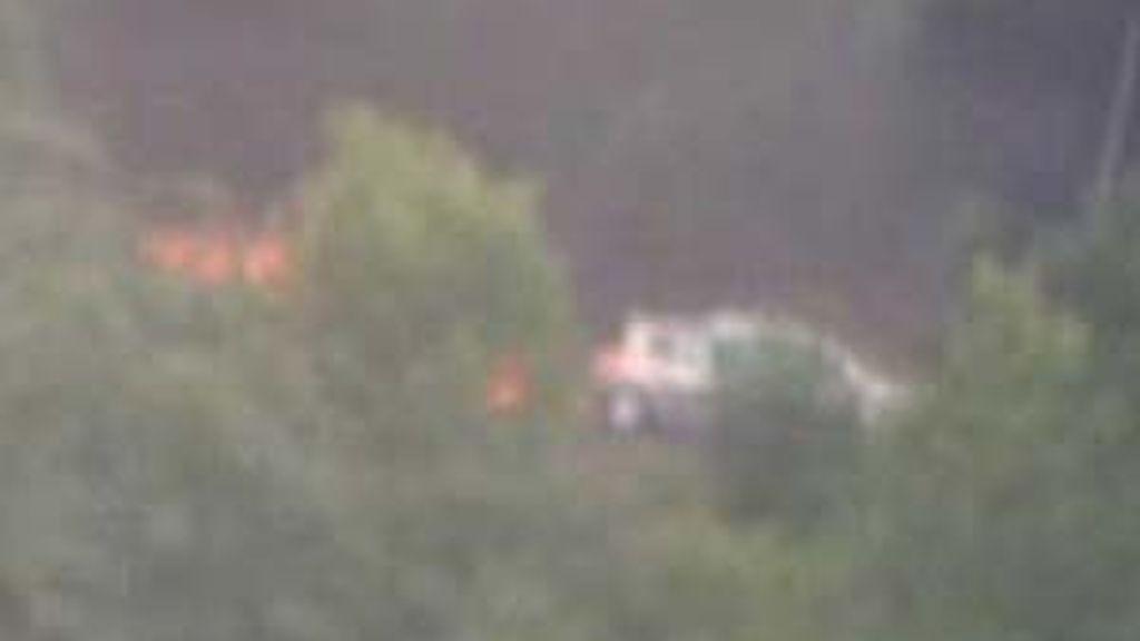 La bomba estaba colocada junto al depósito de gasolina del coche de Eduardo Puelles. Video: Informativos Telecinco