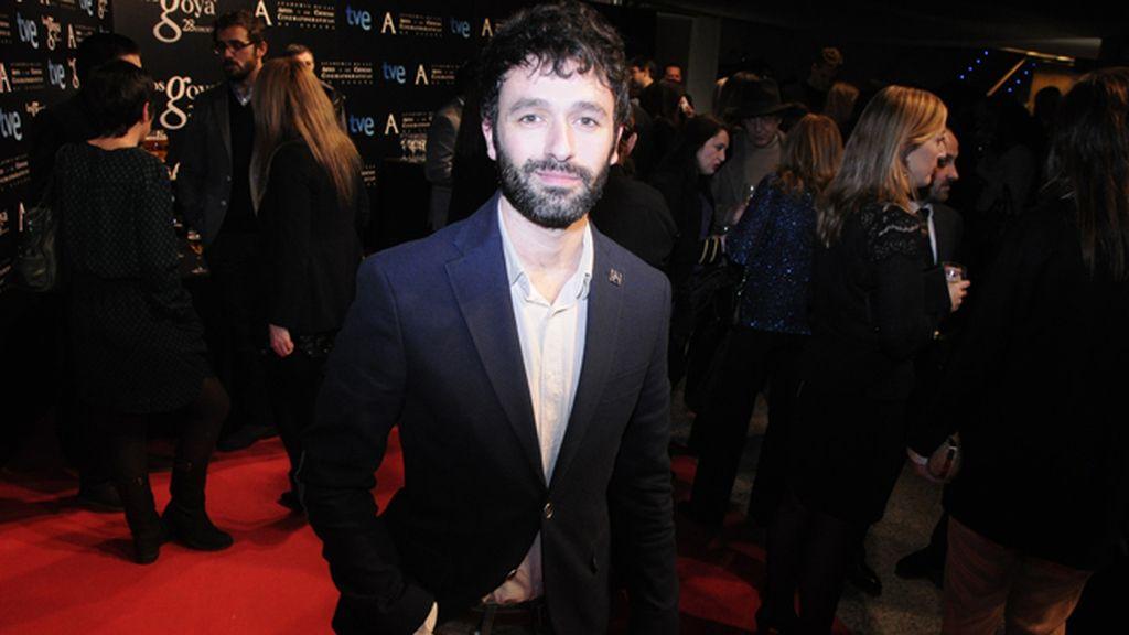 """El director Rodrigo Sorogoyen nominado a los Goya por """"Stockholm"""""""