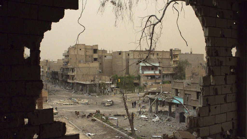Siria, la guerra olvidada