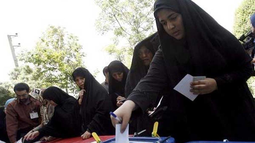 Los iraníes no faltan a su cita con las urnas
