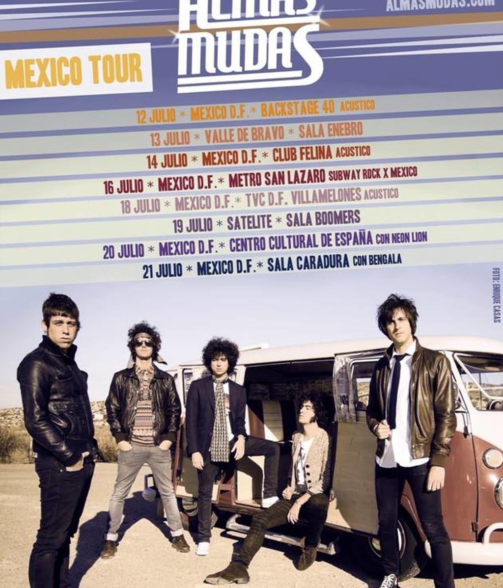 Almas Mudas en Mexico