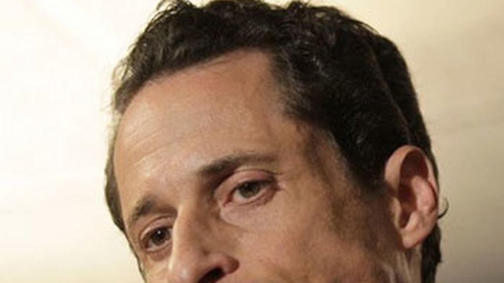 El congresista por Nueva York Anthony Weiner