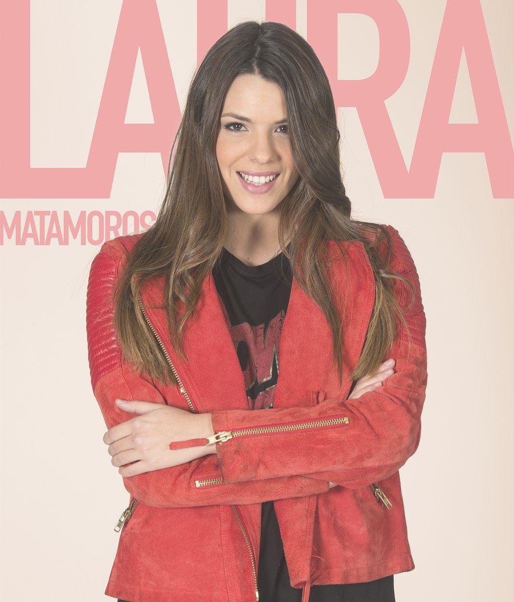 """Laura Matamoros llega a Guadalix con pareja y """"muy enamorada"""""""