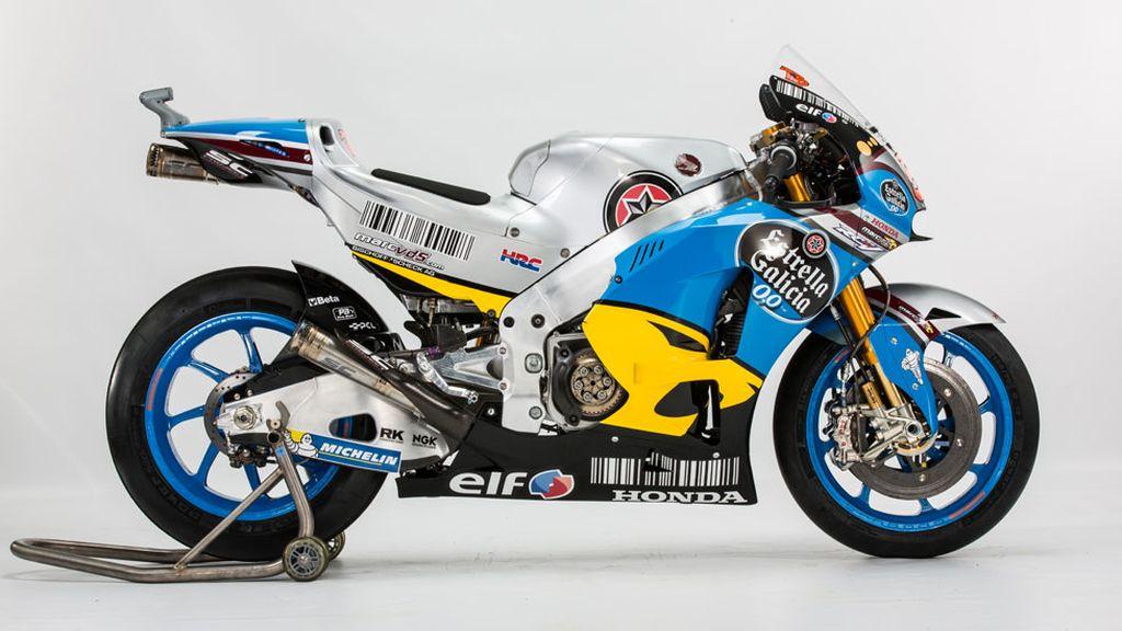 Así son las nuevas motos