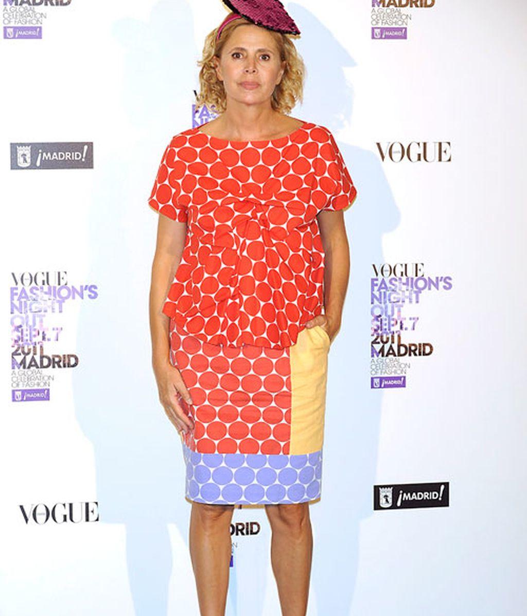 Feliciano López cambia de look y Marta Sánchez vuelve a imitar a Madonna