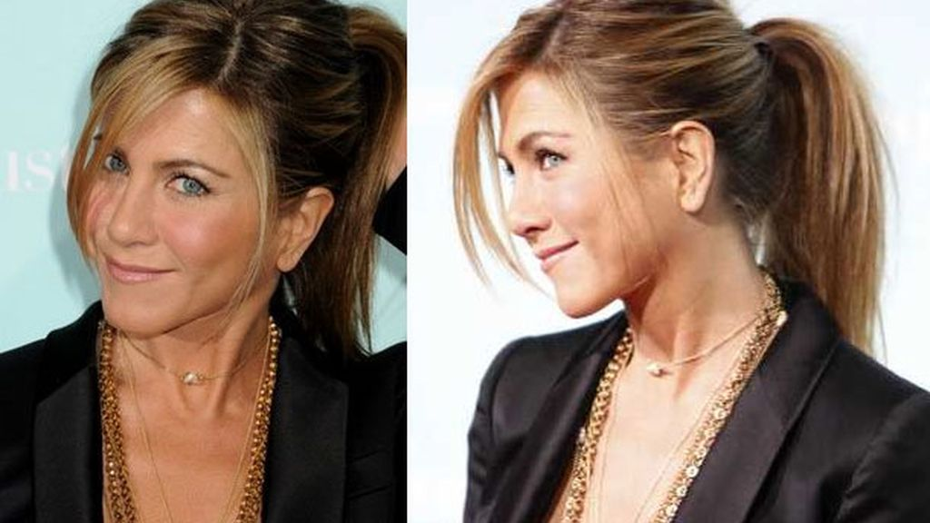 Jennifer Aniston, naturalidad estudiada