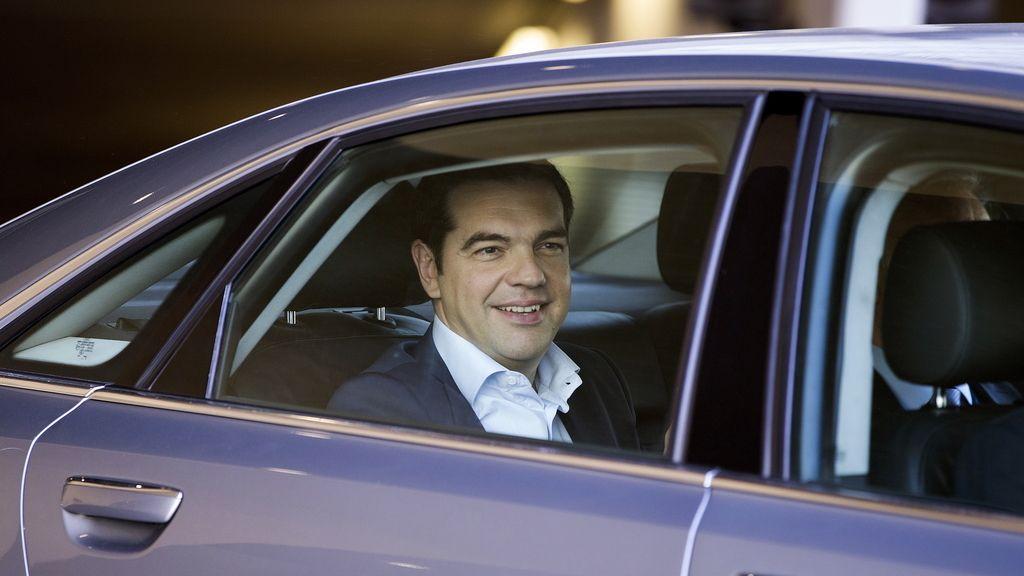Tsipras no logra cerrar un acuerdo sobre el rescate con los líderes de la Troika