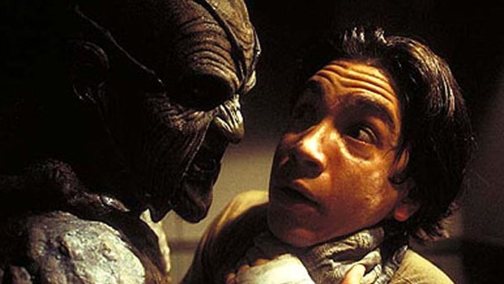 Justin Long en Jeepers Creepers