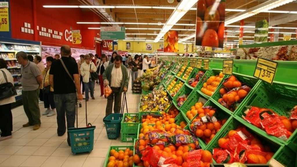 En la mayoría de las ciudades la cesta de la compra cuesta más que en el mismo trimestre de 2010. San Sebastián, Pamplona y Santander, las ciudades con los precios más altos.