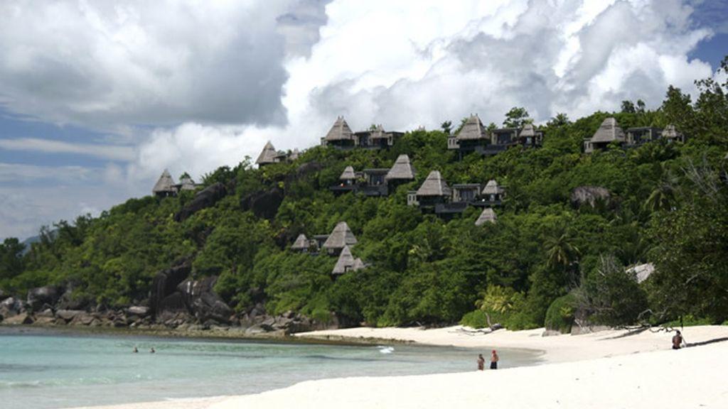 Playas paradisiacas en Seychelles