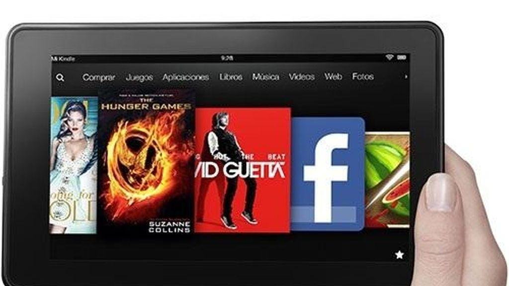 tablet amazon, tableta amazon