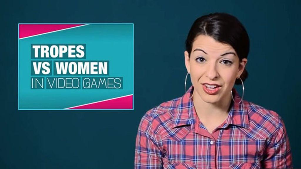 Anita Sarkeesian, Gamer Gate, #GamerGate
