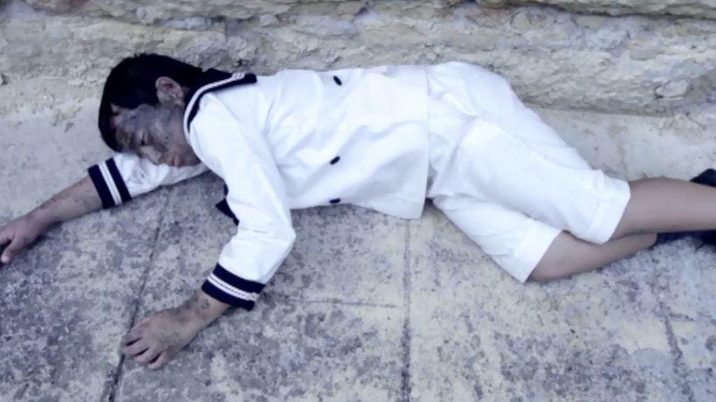 Las imágenes de 'El niño perdido' de Jaén