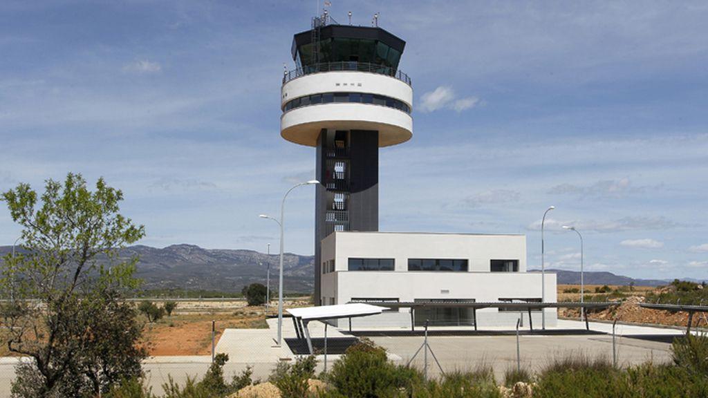 Torre de control del aeropuerto de Castellón