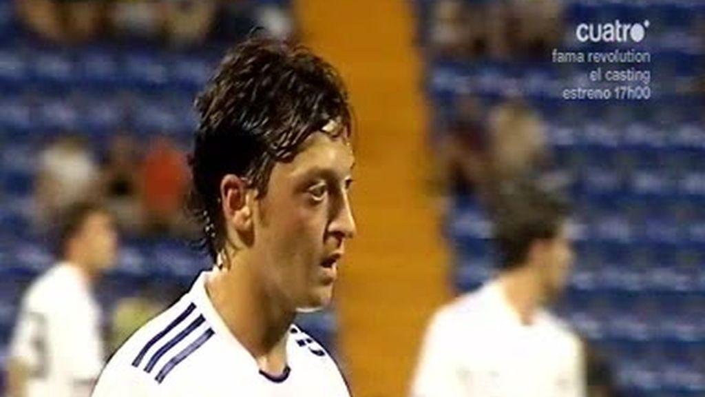 ¡Özil, qué calor!