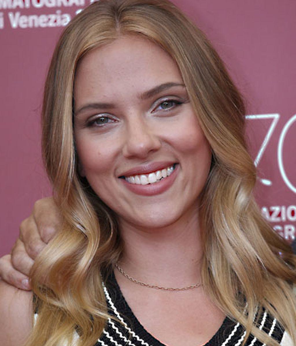 Scarlett Johansson: mechas