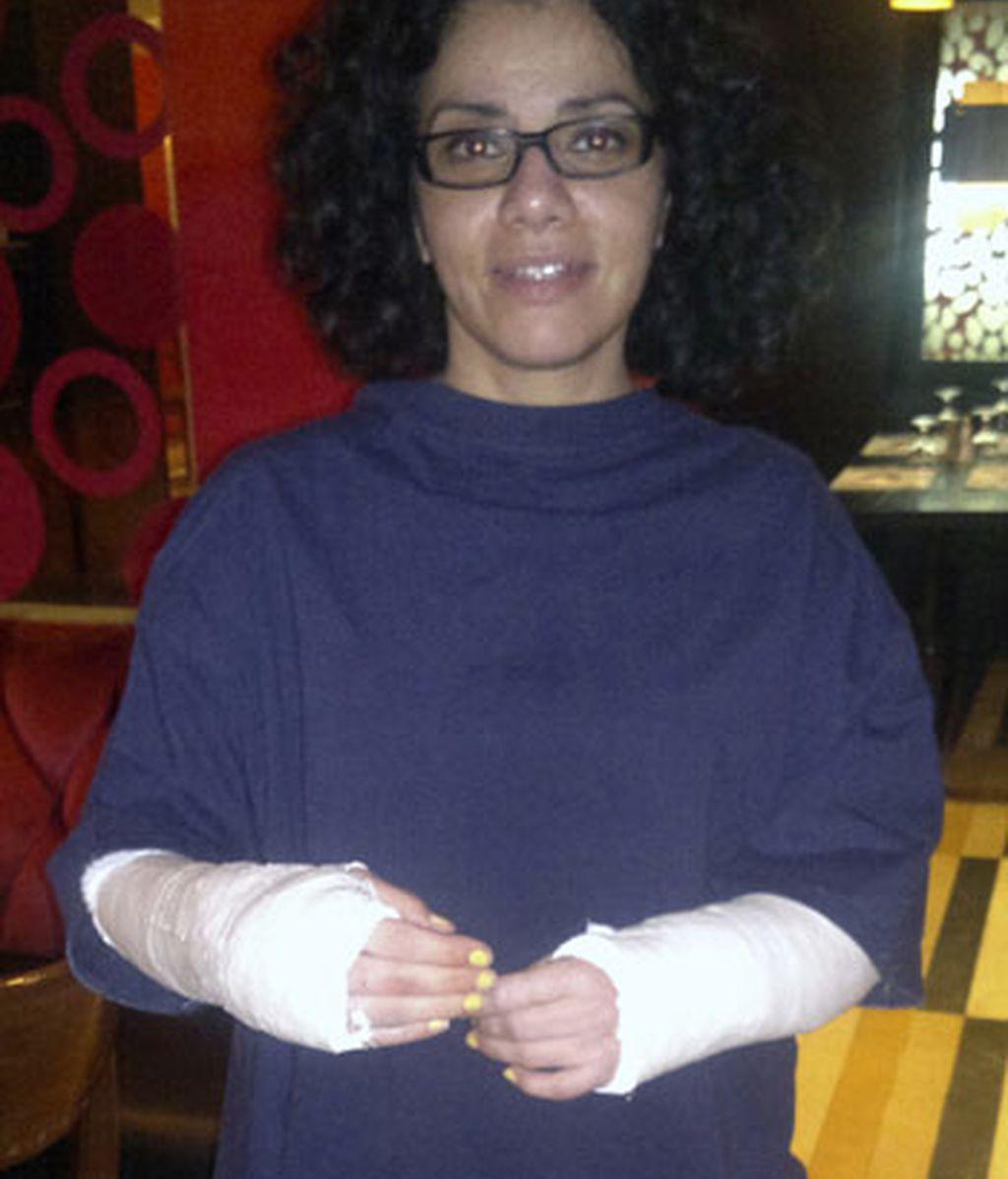 Mona Eltahawy, periodista agredida sexualmente en El Cairo