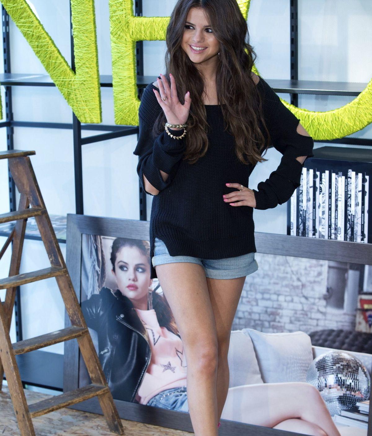 Selena Gomez más urbana que nunca para Adidas