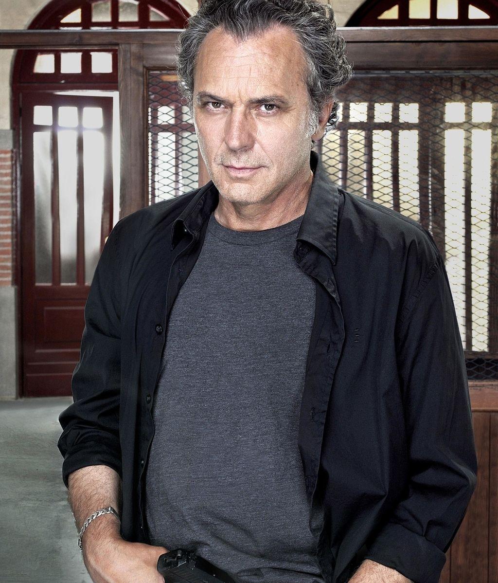 Fran (José Coronado), un hombre decidido