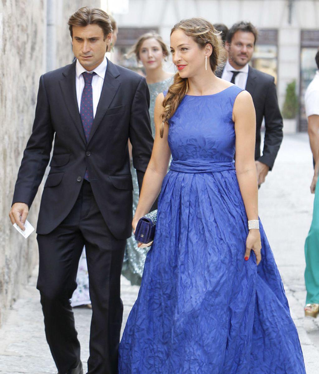 David Ferrer y Marta Tornel también acudieron