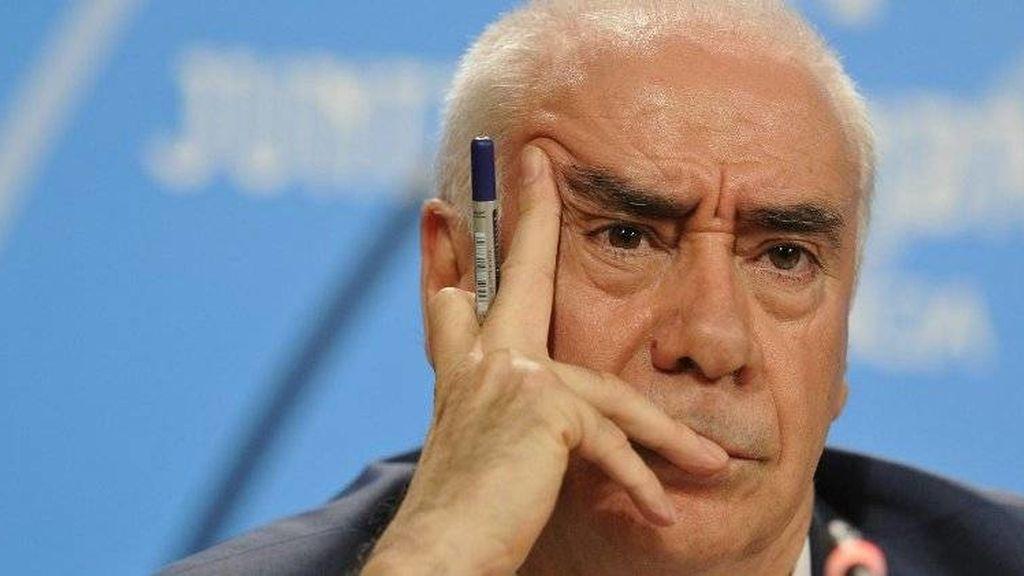 Luciano Alonso,consejero de Educación, Cultura y Deporte de la Junta de Andalucía