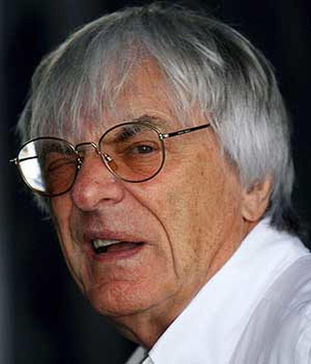 Bernie apuesta por el fichaje de Alonso. Foto: EFE