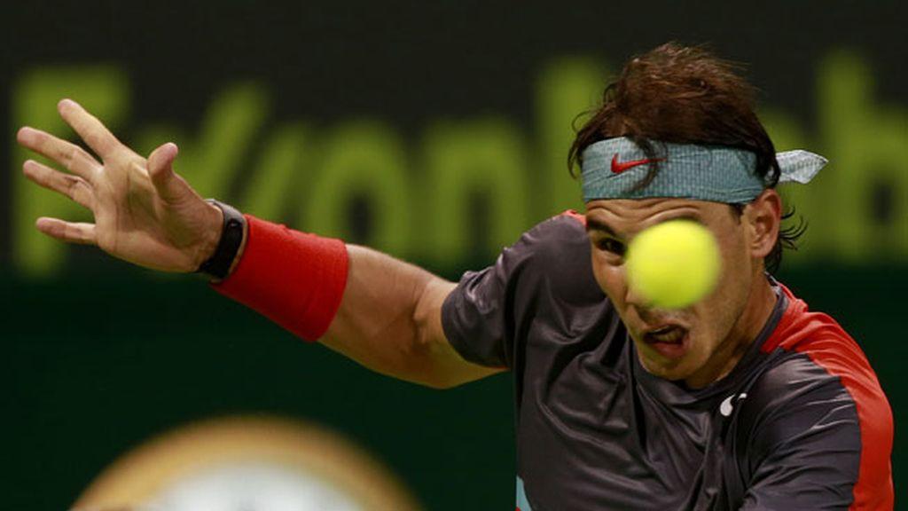 Rafa Nadal pasa a semifinales en Doha