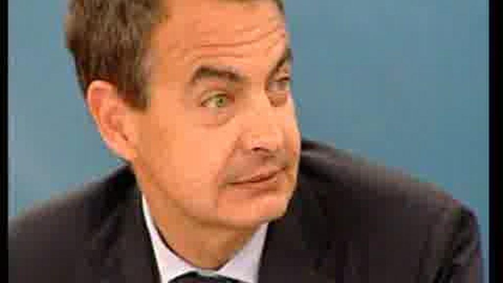 La semana de Zapatero