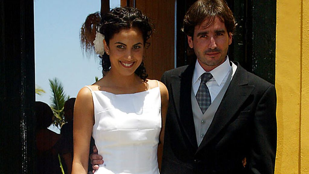 En 2002 se dieron el 'sí quiero' en la Ermita del Colegio Pureza María de Tenerife
