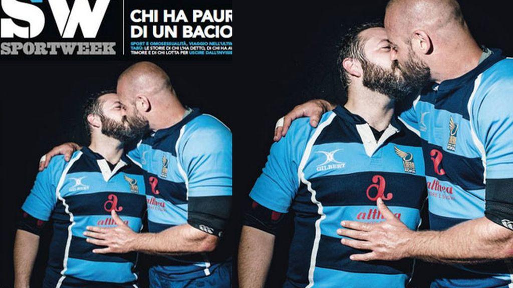 El fútbol rugby sale del armario