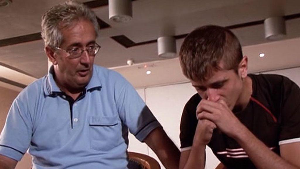 Julio y su padre tienen una vida por delante para volver a empezar