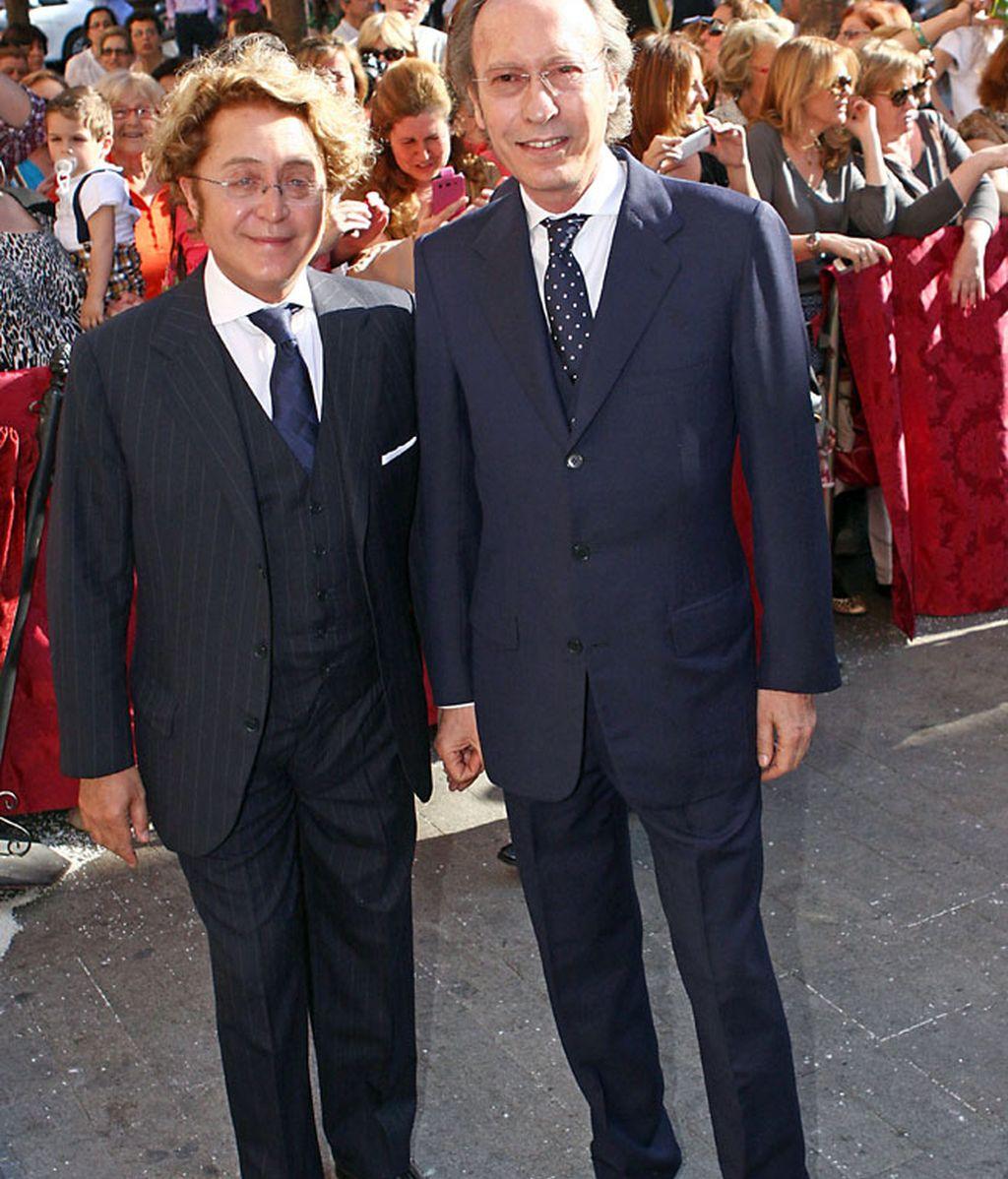 Vittorio y Lucchino