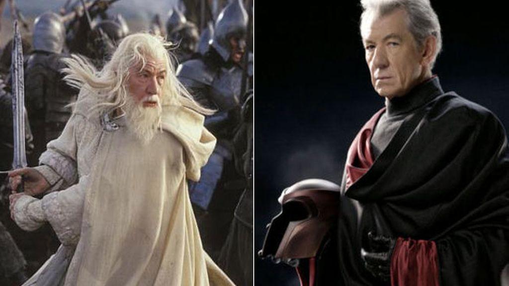 Gandalf vs Magneto