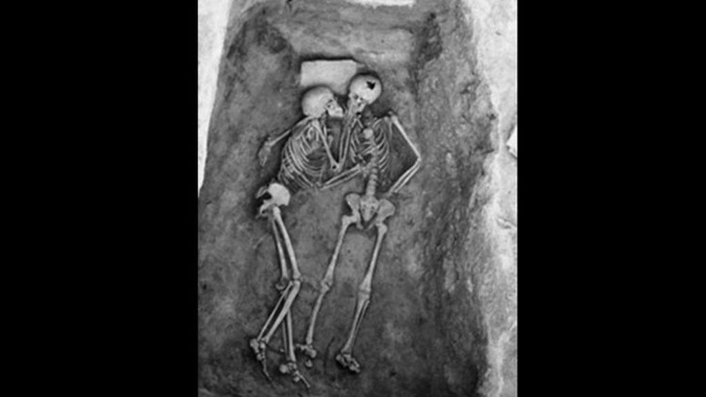 Estos cadáveres fueron encontrados en Irán, 6 mil años después de su muerte