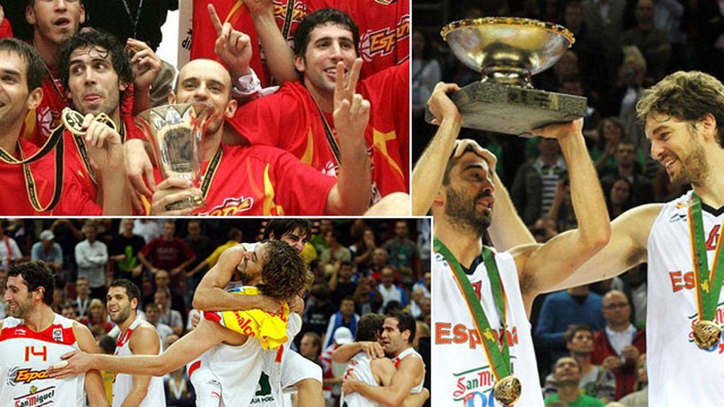 Baloncesto, la última gran derrota gala ante España