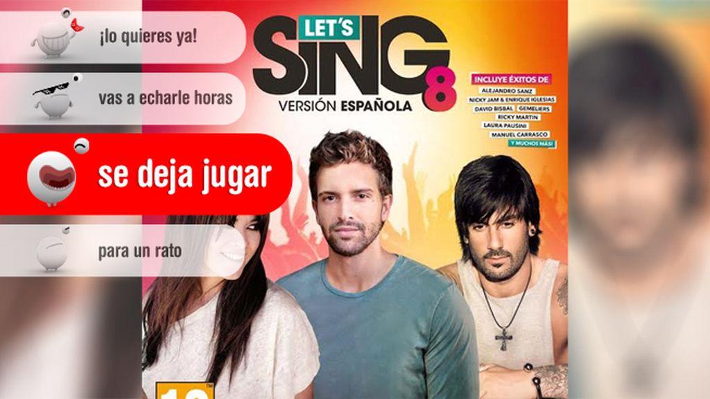Let's Sing 8