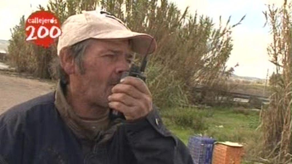 Somos Callejeros: Julio, el vendedor de naranjas