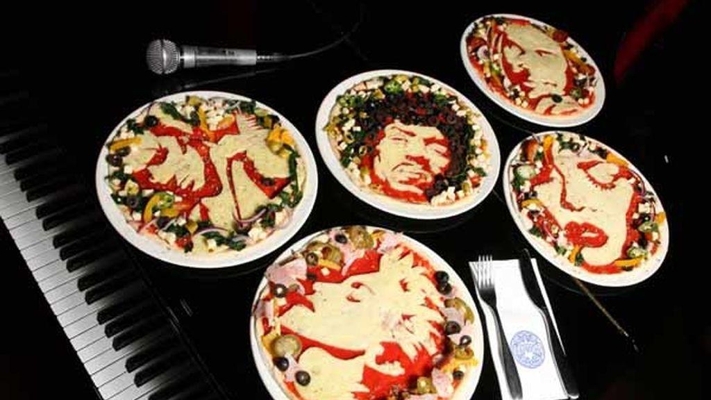 Pizzas 'Rockeras'