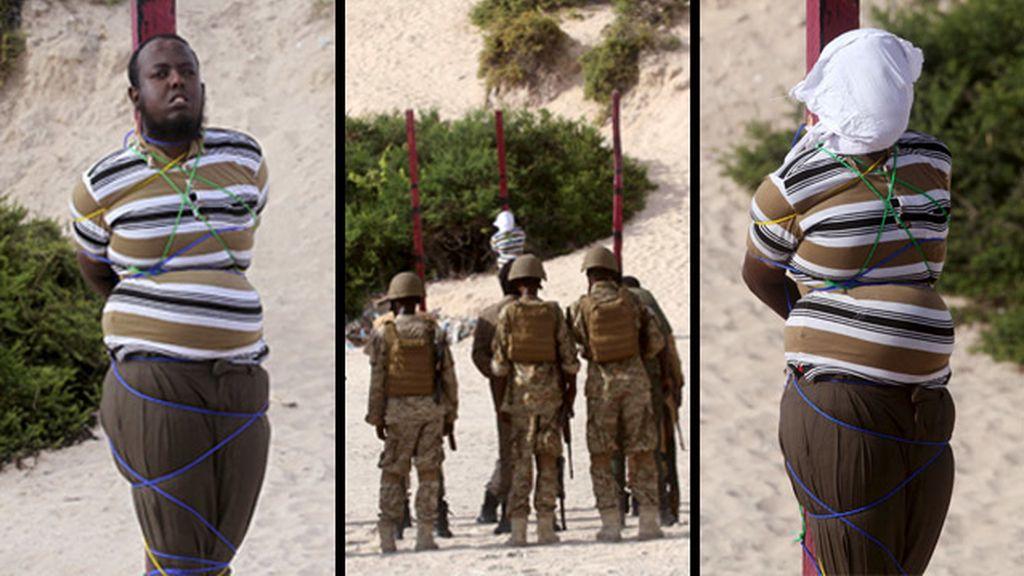 Hassan Hanafi, exjefe de prensa del grupo terrorista Al Shabaab