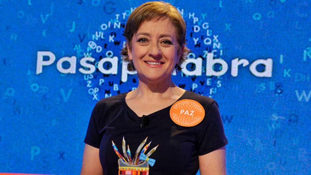 Paz Herrera vuelve a 'Pasapalabra'