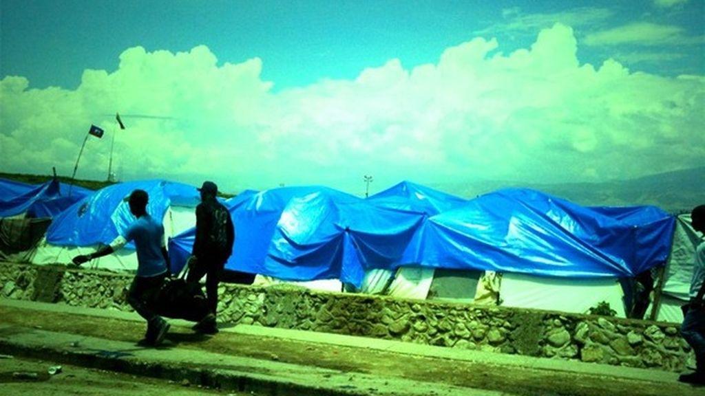 Campos de refugiados
