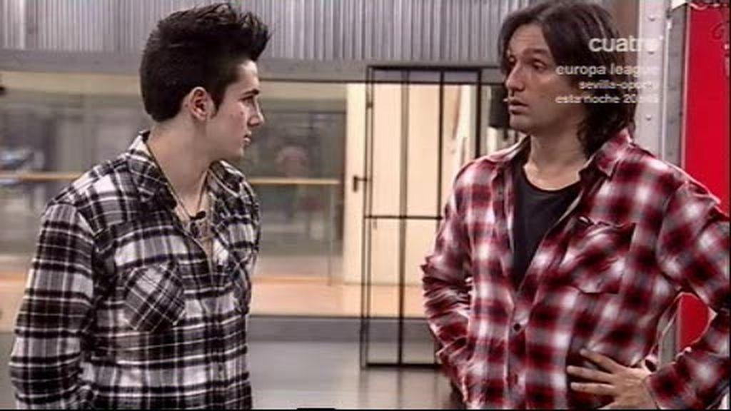 Rafa a Kevin: ¿Tú crees que Lisa está enamorada de ti?