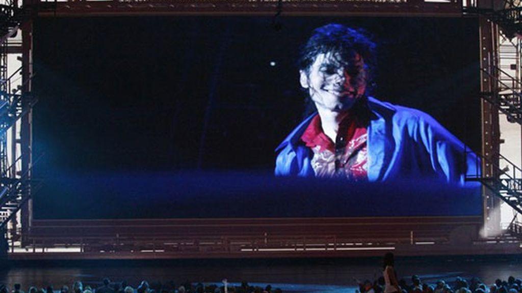 Homenaje al rey del pop